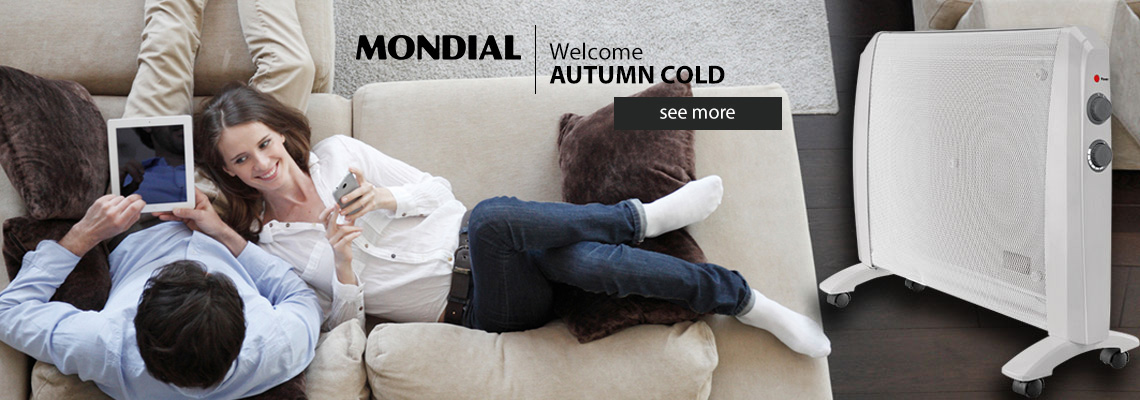 mondial welcome autumm cold