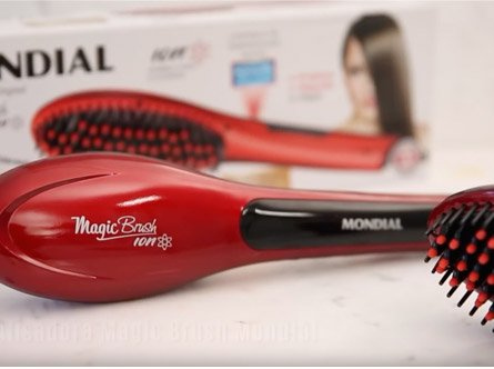 Mondial Small Appliances launches the Straightening Ion Brush, a successful personal care product