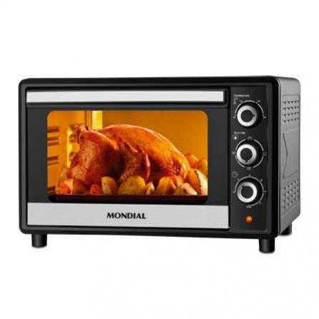 Mondial Oven 32L FR-14 is a mini oven ideal for grilling, baking and toasting
