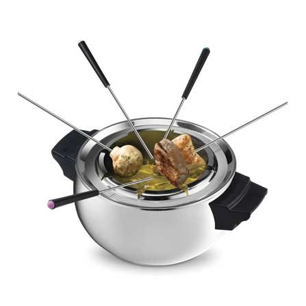 Mondial Le Gourmet Fondue FD-01, ideal for meat fondues