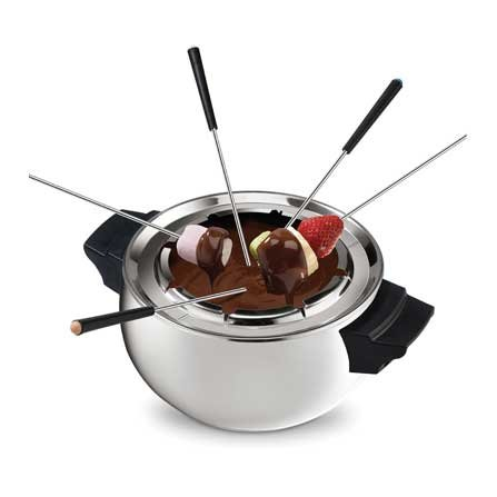 Mondial Le Gourmet Fondue FD-01, ideal for chocolate fondues
