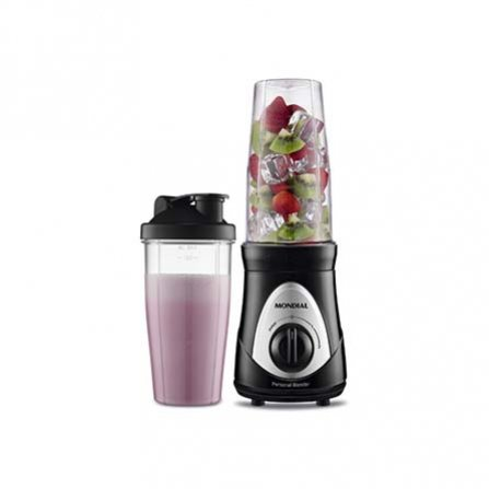 Mondial Personal Blender DG-01 with 2 glasses with a lid of 750 ml each