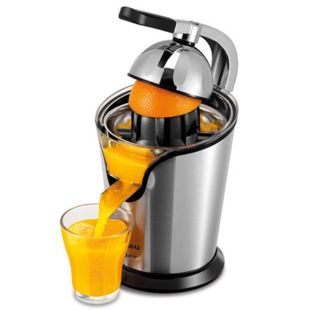 Professional juicer with press lever Mondial Handle Citrus Juicer E-25