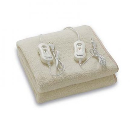 Mondial Double Electrical Blanket EB-02 is warm and soft electric blanket