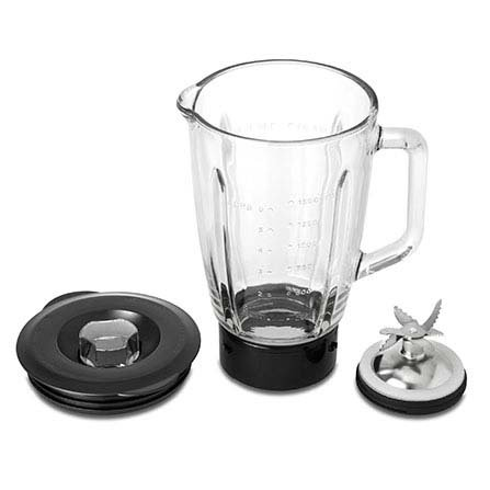 Mondial Power Blender L-94 is fully removable, easy to clean!