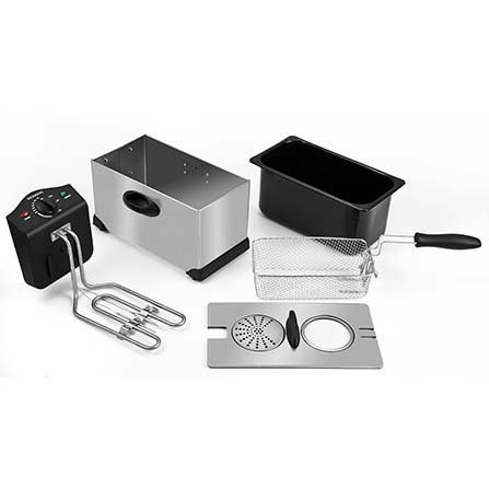 Mondial Premium Fryer FT-06 is fully removable